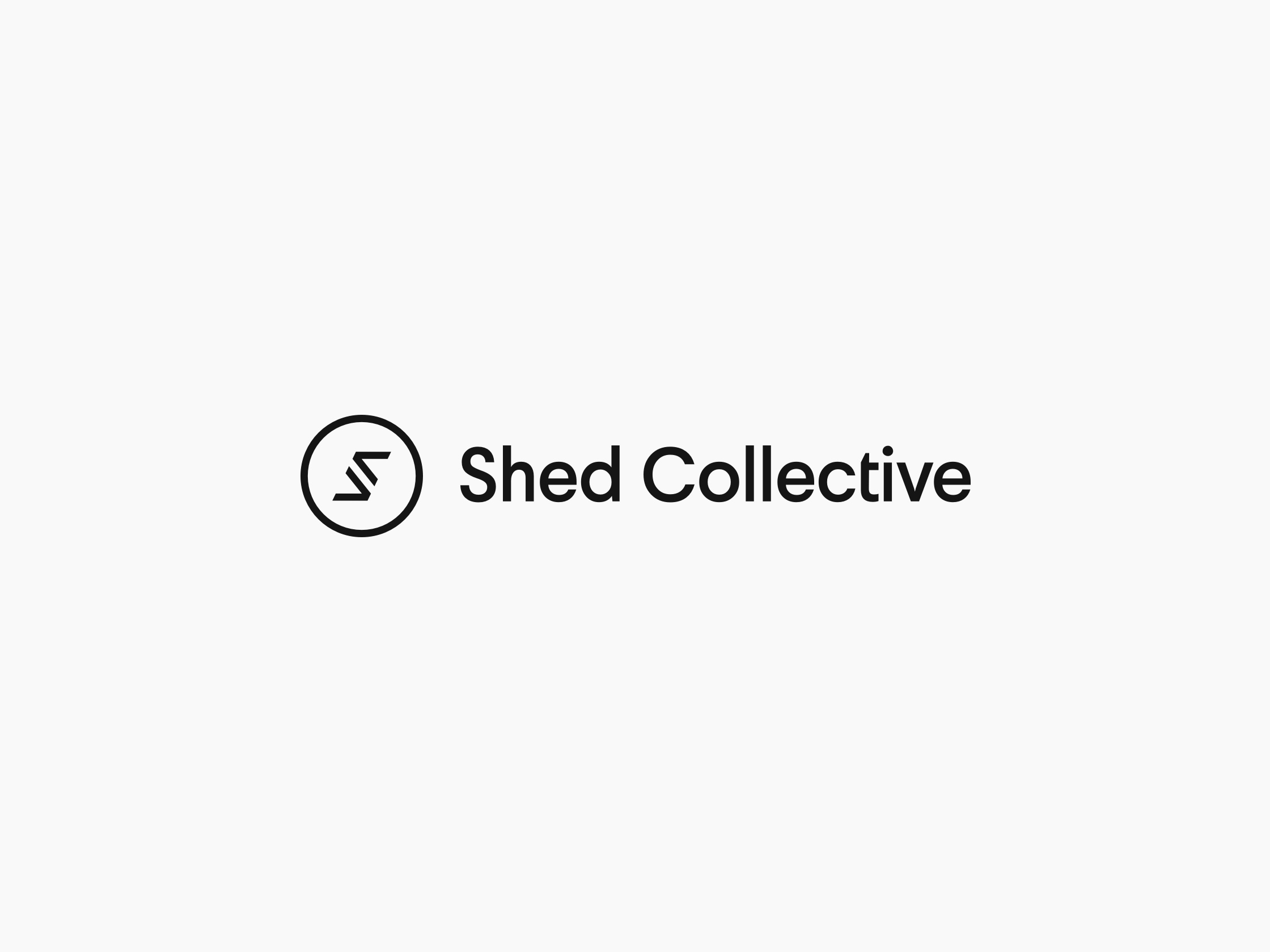 Shed Collective logo